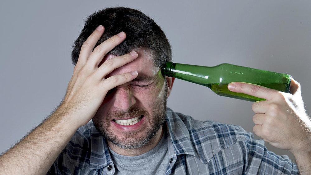 Основная причина алкоголизма