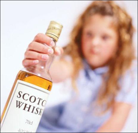 Алкоголизм и психология