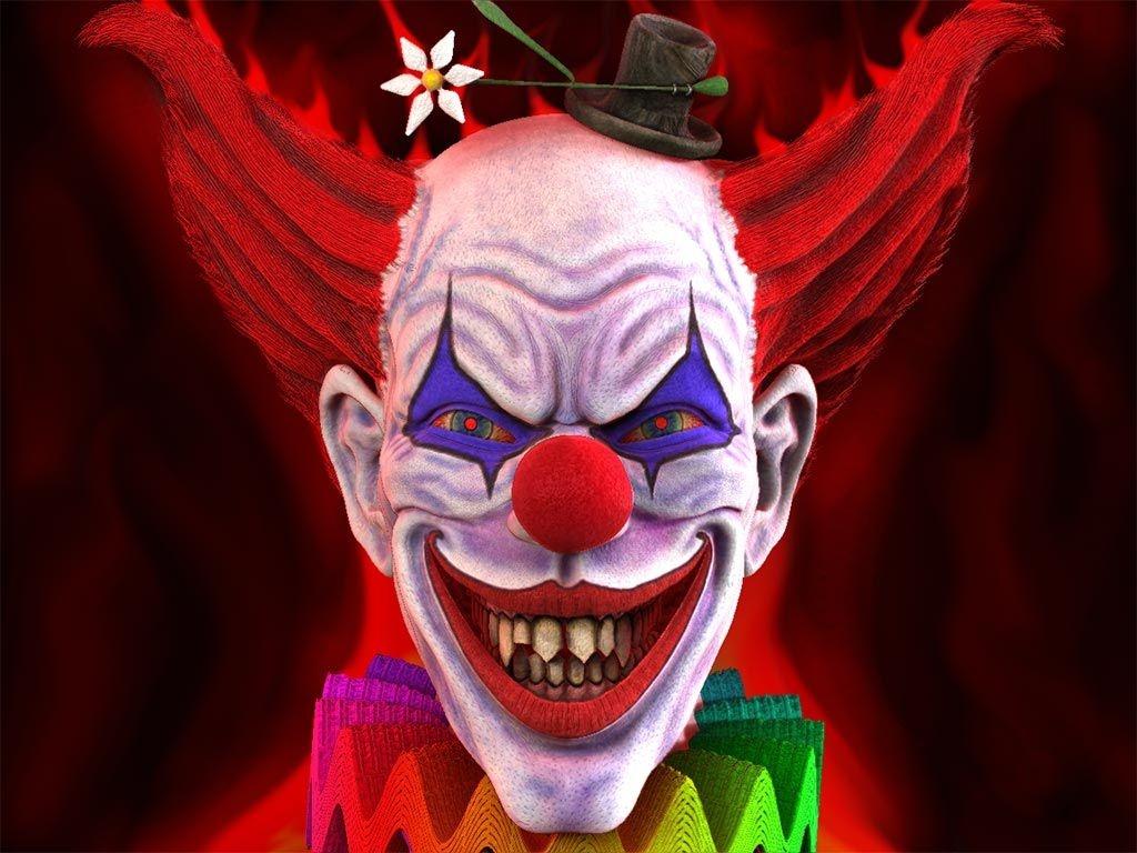 Страх клоунов, клоунофобия