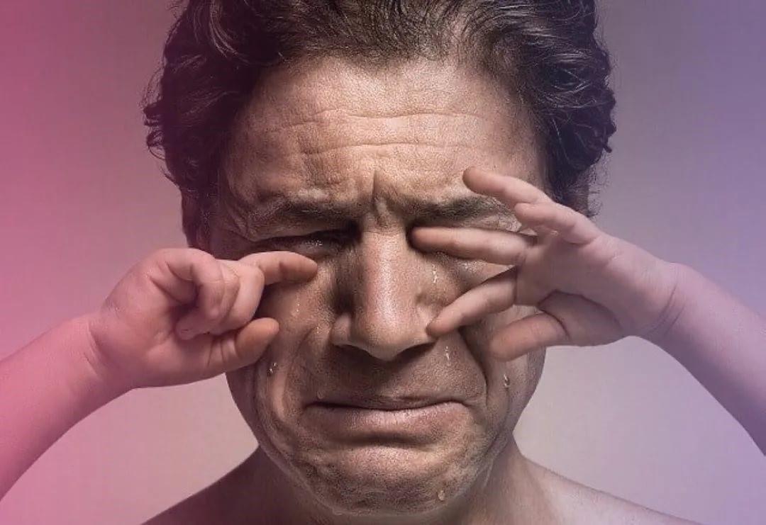 Мужские слёзы - это нормально?